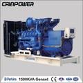 فتح نوع 1500 kva مولدات كهربائية مع أسماء الشركات الصينية جزء للبيع