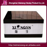 gifts display racks, MX5914 wholesale Plastic cosmetic display organizer