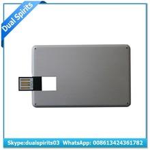 name card credit card flash drive factory manufacturer exporter