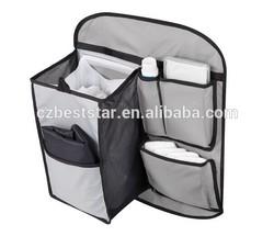 Infant travle car seat organizer , can protable ,