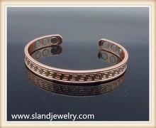 Magnetic Power Balance Anti Fatigue Ionics pure copper Energy Bracelet power balance magnetic bracelet