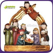 Wholesale birth of jesus Christmas nativity set