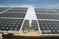 monocrystalline solar panel 12v/18v 100w 150w 200w
