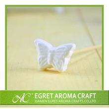 natural ceramic air freshener with rattan sticks