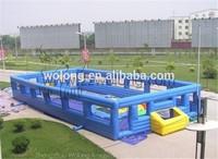 Inflatable foosball, inflatable human football, inflatable sport game