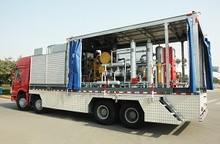 R-Series Gas Engine Driven Split Compressor Group