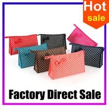 professional cosmetic bag Multi-purpose make colourful promotional cosmetic makeup bags/custom makeup kits coloured cosmetic bag