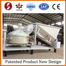 Hot Sale Automatic concrete mixing and batching plant