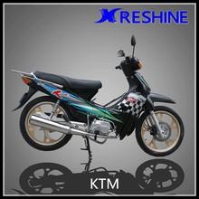 Cheap black ktm moto 125 cub motorcycle