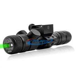 PLS-G102 5mw Picatinny/steel 21mm rail mount Red/Green Laser Sight