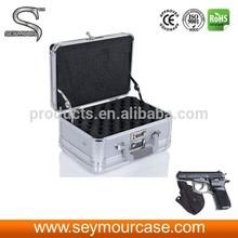 Aluminum Pistol Case Pistol Holder