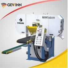 Auto feeding horizontal band saw/automatic cutting band saw machinery MJ3971AX650