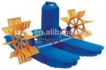 New aquaculture equipment, 1 HP paddle wheel aerator, shrimp farming aerator