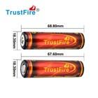 Trustfire original factory 18650 3000mah 3.7v battery 18650 with tabs