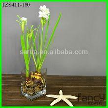decorative artificial daffodil flowers for flower arrangement