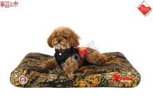 waterproof Pet beds oil repel with memory foam scraps filling