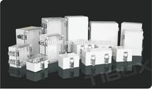 Waterproof of TJ Series plastic enclosure(Hinge type) according to EN60529 standard