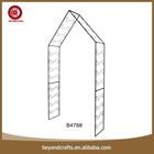 Simple design new outdoor decorative metal garden arch