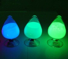 glowing powder/ stick/stone for paint and ink