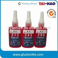 High Temperature Resistance Anaerobic Adhesives 272