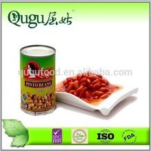 400g enlatados pinto beans em salmoura para todo o mundo