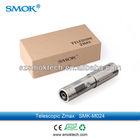 Latest craze telescopic vv vw mod 3-6V 3-15W colored smoke cigarettes distributors canada needed