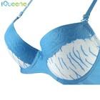 95%Polyester 5%Spandex Thin Cup Sexy Big Breast Bra Underwear