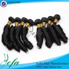 Hot sell new hair weaves styles for black women