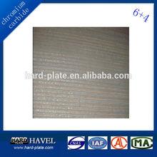 metal matrix composites composite wear plate