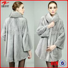 New Arrival fur coats for woman wear cheap fur winter coats mink fur coats