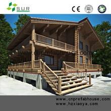 LOW Cost Prefab Garden House, Economical Mobile Wooden House