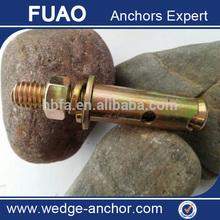 bolt anchor / grounding methods / fasteners for plastic frame / screw pilling rig