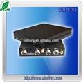 rede gravador de vídeo cctv dvr 4 canais com 3g gps de acesso remoto
