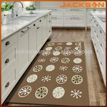 fashion machine made kitchen rugs