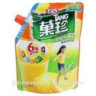 packaging bag for standing up doypack juice powder