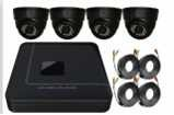 Hot selling 4CH DVR KIT Good For Promotion Shenzhen Factory DFD Brand 4CH Dome DVR KIT