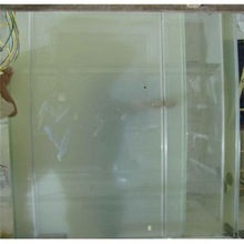 Qingdao Rocky high quality best price clear and tinted 7mm thickness laminated frosted glass