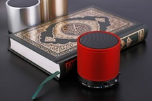 Consumer electronic 8GB memory card quran mp3 mp4 player with turkish language