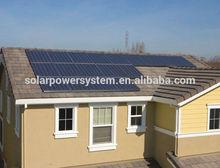 4kw on grid solar power system solar panel tuv/ce polycrystalline solar panel