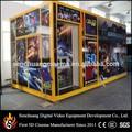 cinema mini máquina de jogo simulador 5d com hidráulica 6 assentos