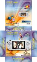 new hot item china fashion PAP-KIIIS handheld game console