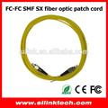 Sc FC LC ST con PC UPC APC fibra óptica patch cord