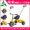 China Wholesale Merchandise 2014 new model baby tricycle with three wheels