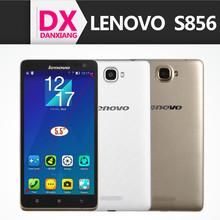 Lenovo S856 Qualcomm Snapdragon MSM8926 Quad Core 2.5GHz 1GB RAM 8GB ROM 4G LTE Dual SIM Android Mobile Phone