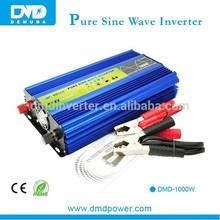 2014 High frequency intelligent pure sine wave power inverter 12v 220v