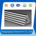 astm b348 titanio barras de titanio precio por kg de cañas de pescar de china