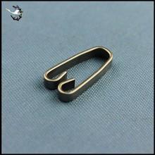 Custom stainless steel money clip