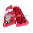 cardboard gift flower boxes packaging