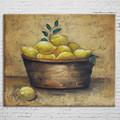 venta caliente moderno abstracto fino lienzo de pintura de aceite de frutas