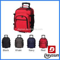 Bookmobile 18-inch 600HD-denier Rolling Laptop Backpack